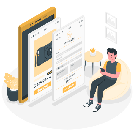 Sanoya Lab as an interactive agency designs profitable online stores.